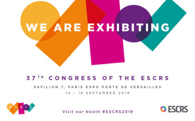 RESONO at ESCRS 2019, Paris