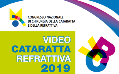 VIDEO CATARATTA REFRATTIVA 2019, Milano